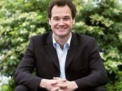 Frank Dopheide, Gründer der Agentur Markenarbeit, die aus Managern marken machen will