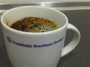 Freshfields-Becher Edition 2012