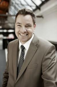 Willms Buhse, Chef von DoubleYUU und Buchautor