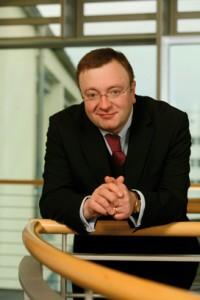 Fritz Moser, CEO der Unternehmensberatung Steria Mummert Consulting