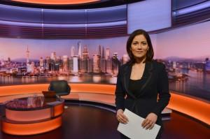 BBC-Moderatorin Mishal Husain