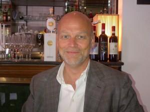 D Poppema, Chef der Werbeagentur Grey