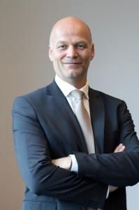 Dickjan Poppema, Deutschland-Chef der Werbeagentur Grey