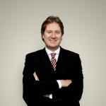 PR-Profi Frank Behrend, Geschäftsführer der PR-Agentur Fischer-Appelt