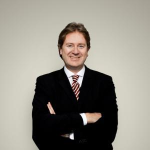 PR-Profi Frank Behrendt, Geschäftsführer der PR-Agentur Fischer-Appelt