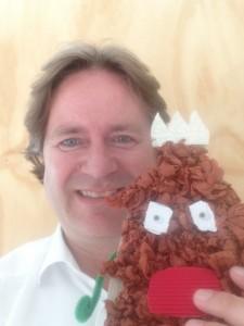 Frank Behrendt, Geschäftsführer der PR-Agentur Fischer-Appelt
