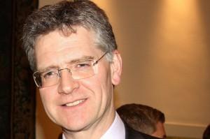 malcolm Scott, Britischer Konsul in Düsseldorf und Ex-Manager