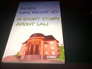 Kinderbuch von KPMG, das auch Ausländern das deutsche Rechtssystem erklären soll
