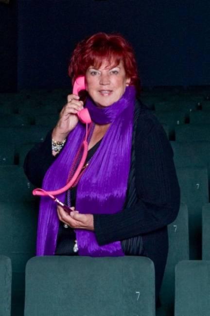 Regina Ziegler, Professorin und Filmprodzentin (Foto: Julia Terjung)