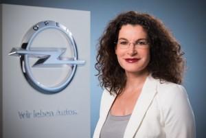 Tina Müller, Opel-Marketing-Vorstand