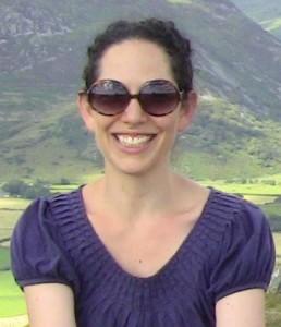 Ruth Shurmann von der BBC