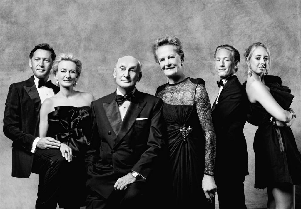 Familie Eickhoff (Foto: Jim Rakete)