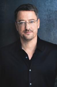 Patrick D. Cowden, Ex-Manager von Dell, Deutscher Bank und Hitachi, ist jetzt Buchautor (Foto Matthias Bothor)