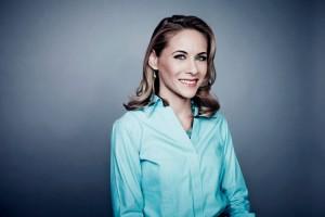 CNN-Redakteurin Nina dos Santos