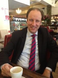 Stephan Freund, Baurechtler und Partner bei Heuking Kühn