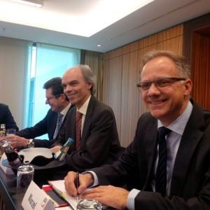 Hans-Werner Wurzel, Präsidumsmitglied beim Unternehmensberaterverband und Vize-Chef von BearingPoint