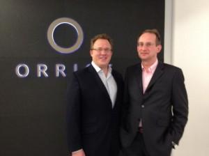 Managing-Partner-Duo von Orrick