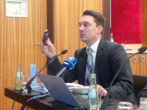 Martin Ruppmann, Geschäftsführer des VKE-Kosmetikverbands