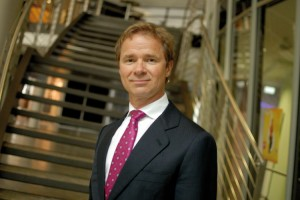 Burkhart Goebel, Managing Partner von Hogan Lovells