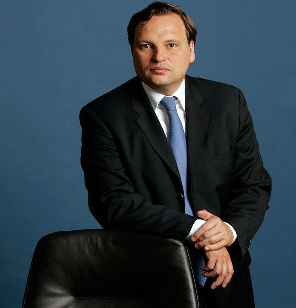 Klaus-Peter Gushurst, Sprecher der Geschäftsführung der Unternehmensberatung Strategy& (zuvor Booz)