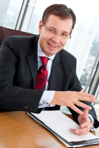 Markus Beumer, Vorstand Commerzbank