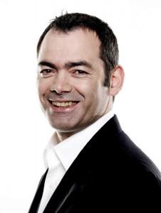 Christian Aubry, CEO von Edenred deutschland