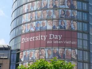 Dversity-Tag bei Ergo am 3. Juni 2014