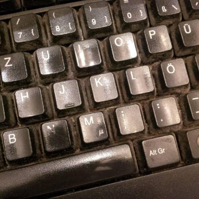 Tastatur-PC