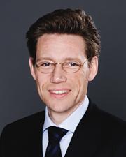 Gero Burwitz, Anwalt für Steuerrrecht und Partner bei McDermott Will & Emery