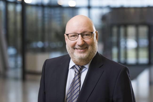 Reza Vaziri, Deutschlandchef des US-Konzerns 3M