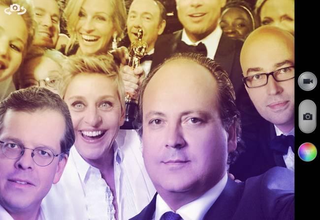 CMS Medien-Team-Selfie