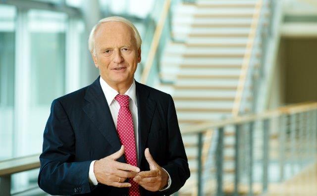 Bernd Rödl, Kanzleigründer von Rödl & Partner - eine der Top-20 umsatzstärksten Großkanzleien in Deutschland