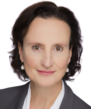 Constanze, Ulmer-Eillforth, Chefin der Law Firm Baker & McKenzie
