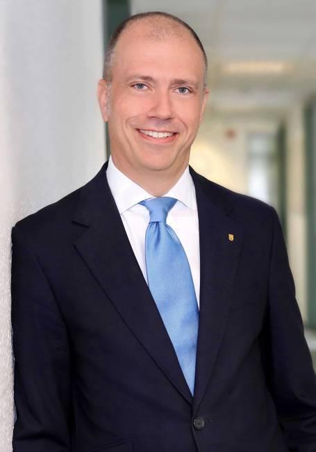 Rainer Brunde, Vorstandschef von Roland Rechtschutz