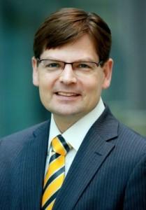 Arno Walter, Vorstand der Commerzbank