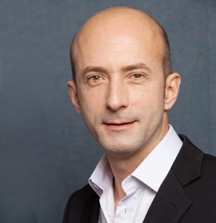 Andreas Bahr, Chef der PR-Agentur Fluent