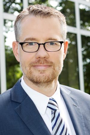 Nils Schmidt vom Verband Die Führungskräfte