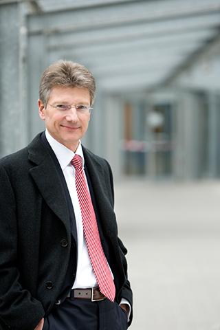 Elmar Degenhart, CEO von Continental
