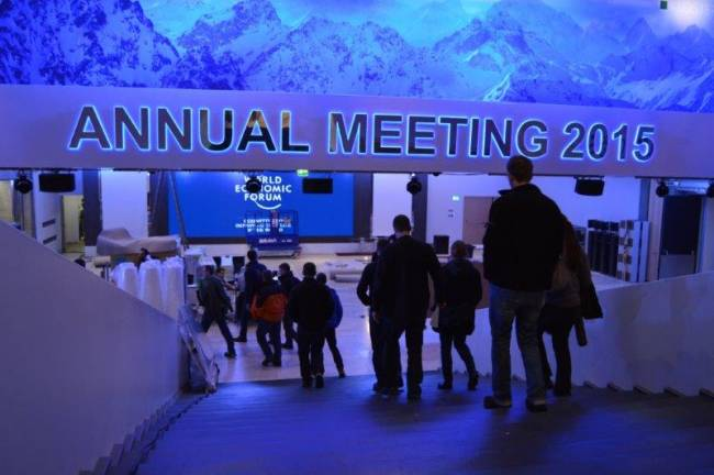 WEF 2015 in Davos