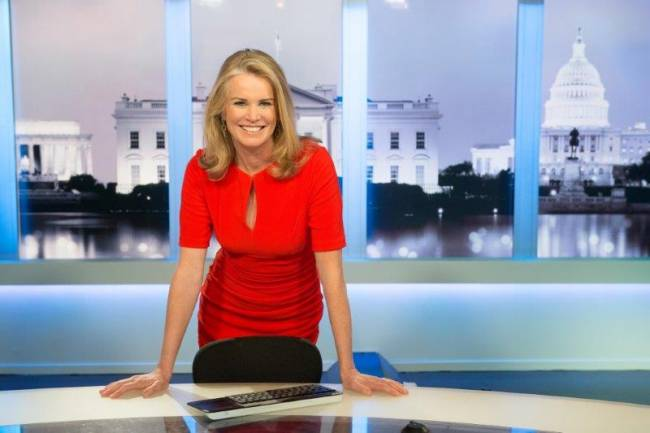 Katty Kay von BBC World News