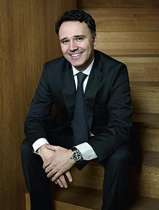 Oliver Ebstein von Chronoswiss