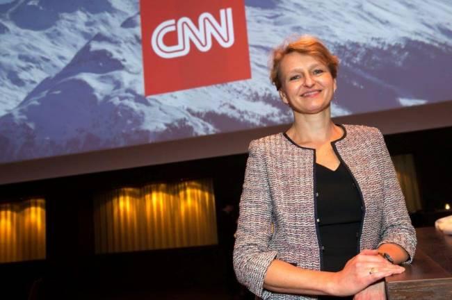 Petra Malenicka  (Foto: CNN International)