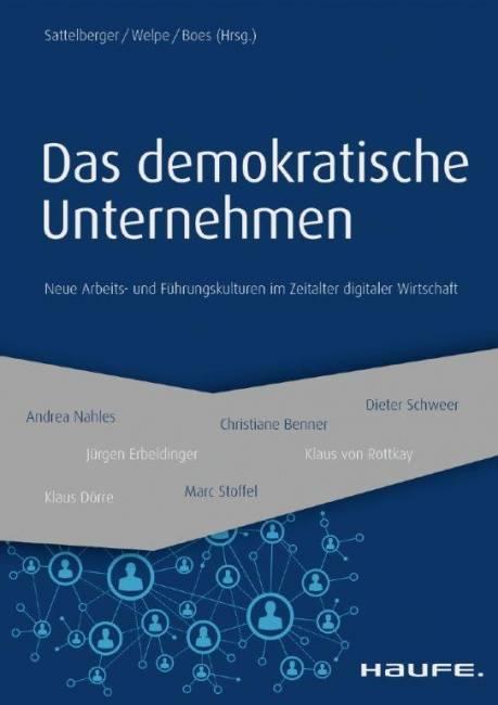 """""""Das demokratische Unternehmen"""""""