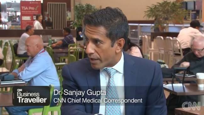 3. Absatz_CNN Business Traveller_CNN Medizin Korrespondent und Neurochirurg Dr.Sunjay Gupta (1)