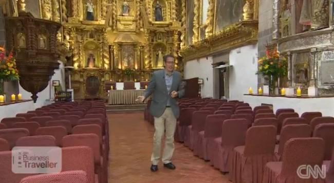 Belmond Hotel Montesterio in Cuzco (Foto: CNN International)