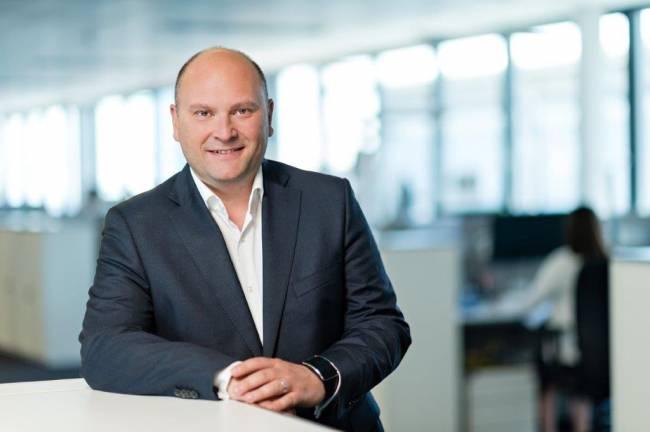 Martin Börner, CEO von Samsung Electronics Deutschland