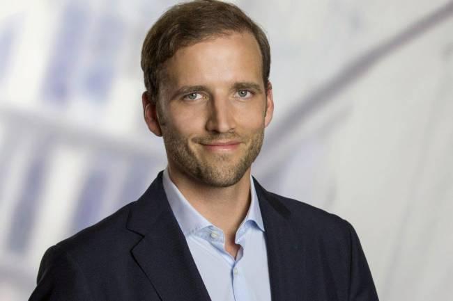Fabian Kienbaum, Geschäftsführer von Kienbaum Consultants International in Köln