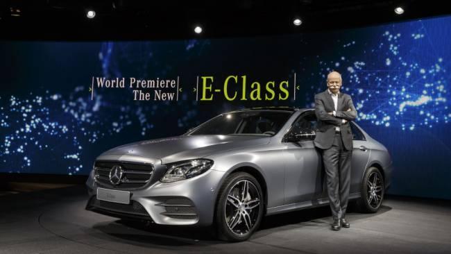 Dieter Zetsche, Vorstandschef von Daimler (Foto: Daimler Presse)