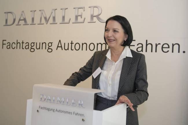 Christine Hohmann-Dennhardt, Ex-Daimler-Vorstand - jetzt bei VW