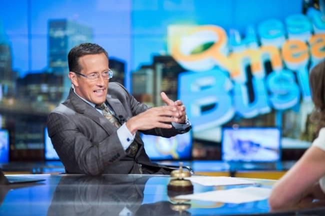 Richard Quest, Kultmoderator von CNN (Foto: CNN International)